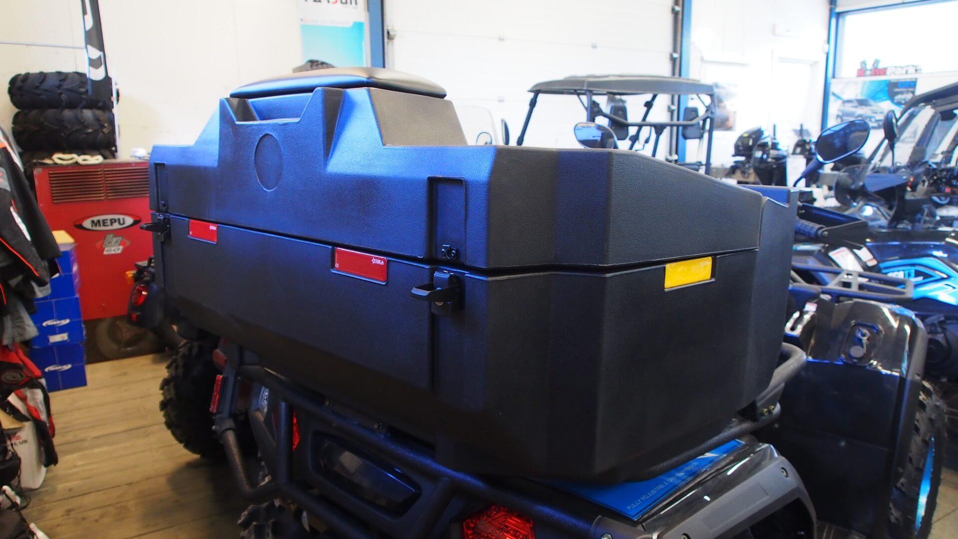 Cargo box (back) T3 big