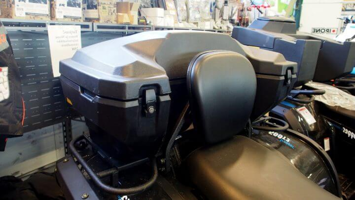 Trapper cargo box (ATV)