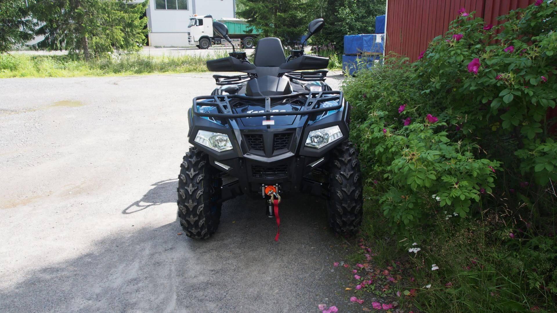 Chaser 550 Basic T3a