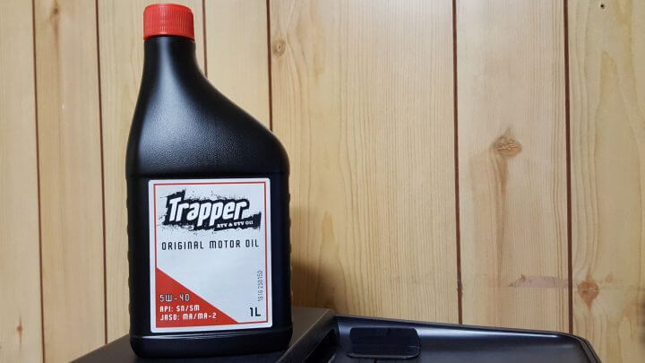 Trapper Original moottoriöljy