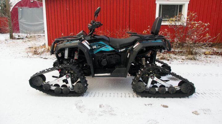 Trapper telasarja (ATV)