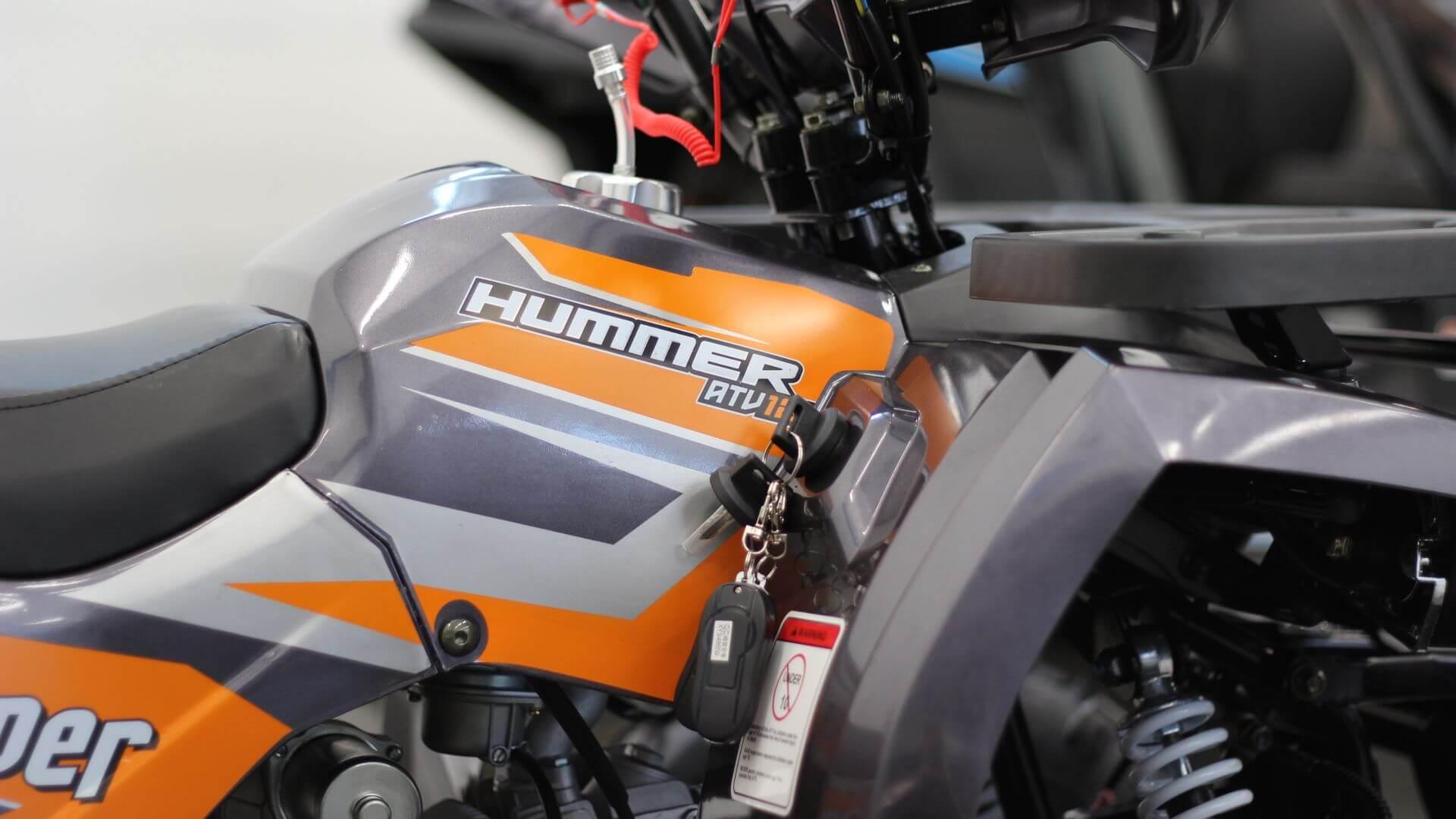 Hummer 125